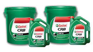 Castrol CRB 15W40, 20W50