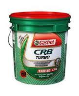 Castrol CRB Turbo + 15W40, 20W50